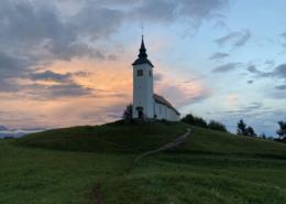 HourAway Slovenia Tour Mountain biking at night