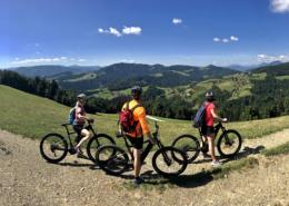 HourAway Slovenia Tour Poljanska dolina Mountain biking4