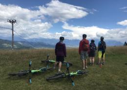 HourAway Slovenia Tour Škofja Loka mountain biking