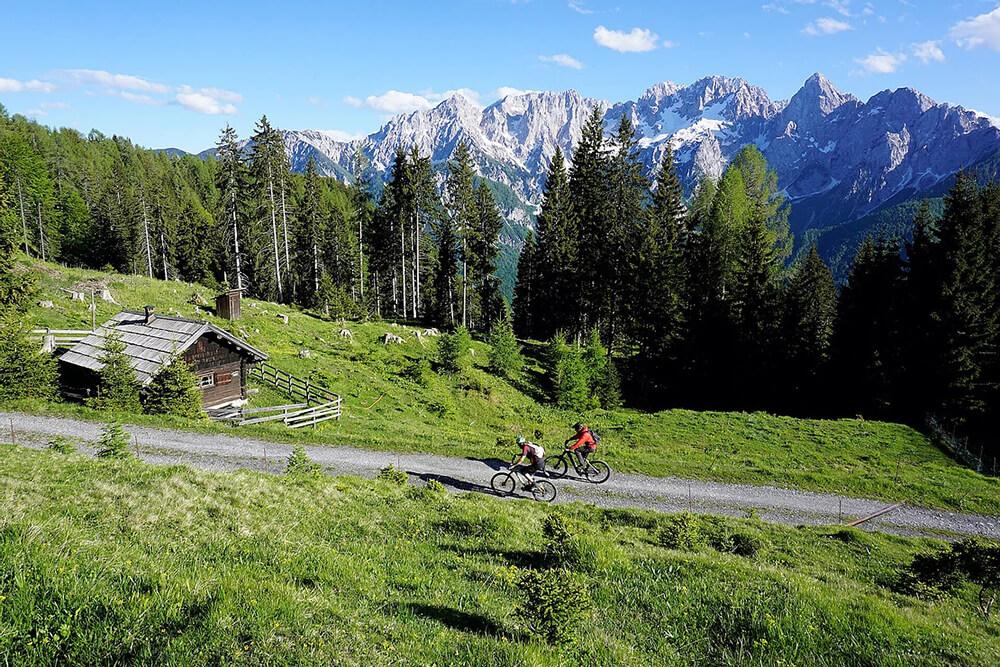 HourAway Best cyclying tours in Slovenia Cycling in Kranjska Gora