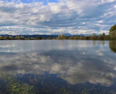 HourAway Best cyclying tours in Slovenia Intermittent Lake Cerknica 3