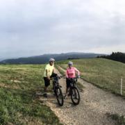 HourAway Best cyclying tours in Slovenia Intermittent Lake Cerknica 1